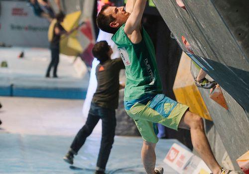 Boulder Weltcup Innsbruck